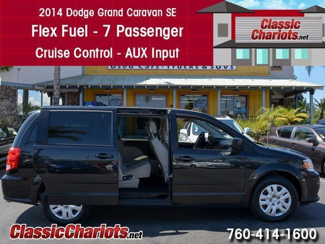 sold used passenger van near me 2014 dodge grand caravan se with flex fuel 7 passenger. Black Bedroom Furniture Sets. Home Design Ideas