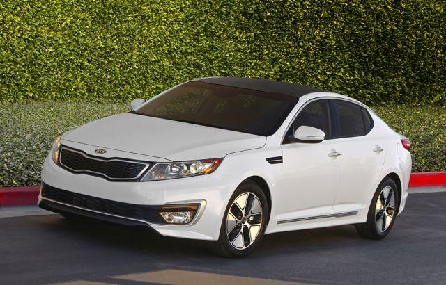 Superior 2013 Kia Optima Hybrid