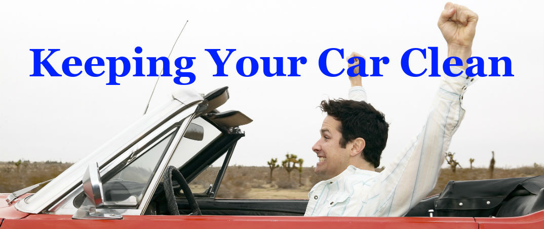 Keeping your car clean How to keep your car exterior clean