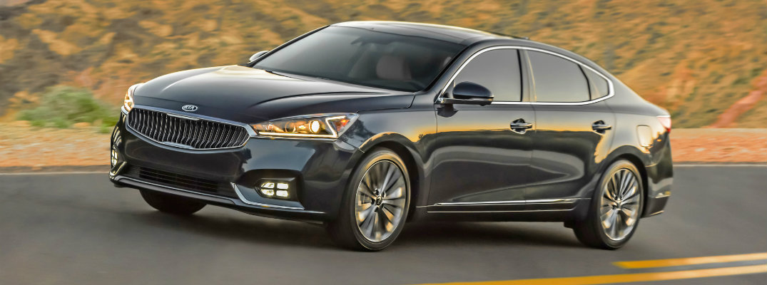 2017 Kia Cadenza Engine Specs, Standard Safety Features