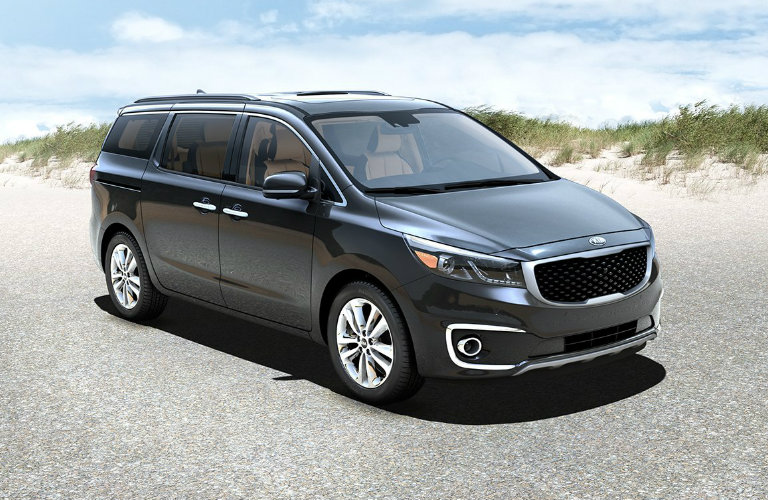 What S New For The 2017 Kia Sedona