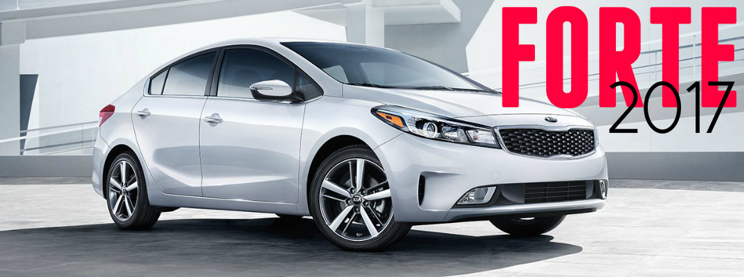 2017 Kia Forte Engine Options and Performance