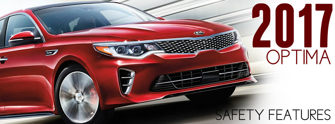 What Safety Features Are Available for the 2017 Kia Optima?