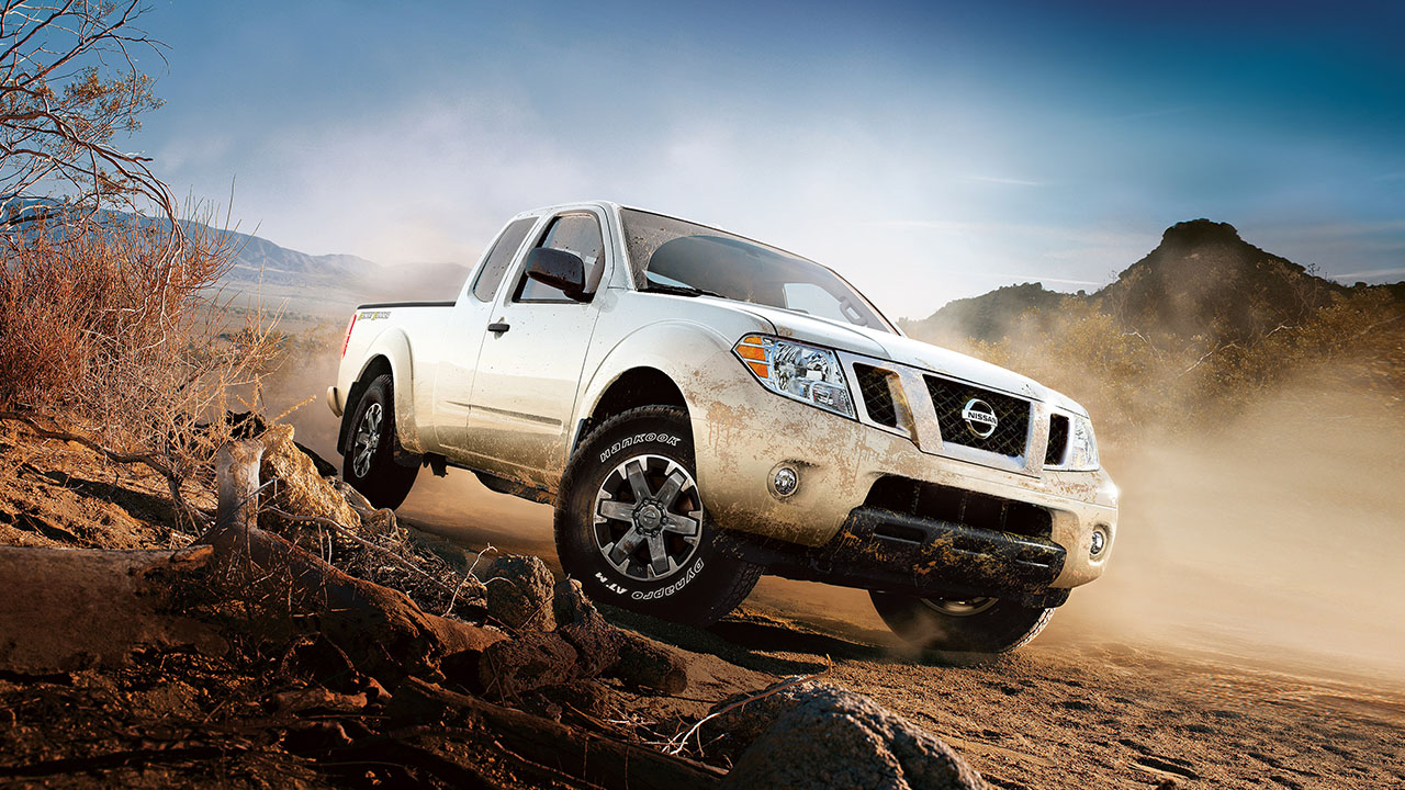 get to know the 2016 nissan frontier newton nissan. Black Bedroom Furniture Sets. Home Design Ideas