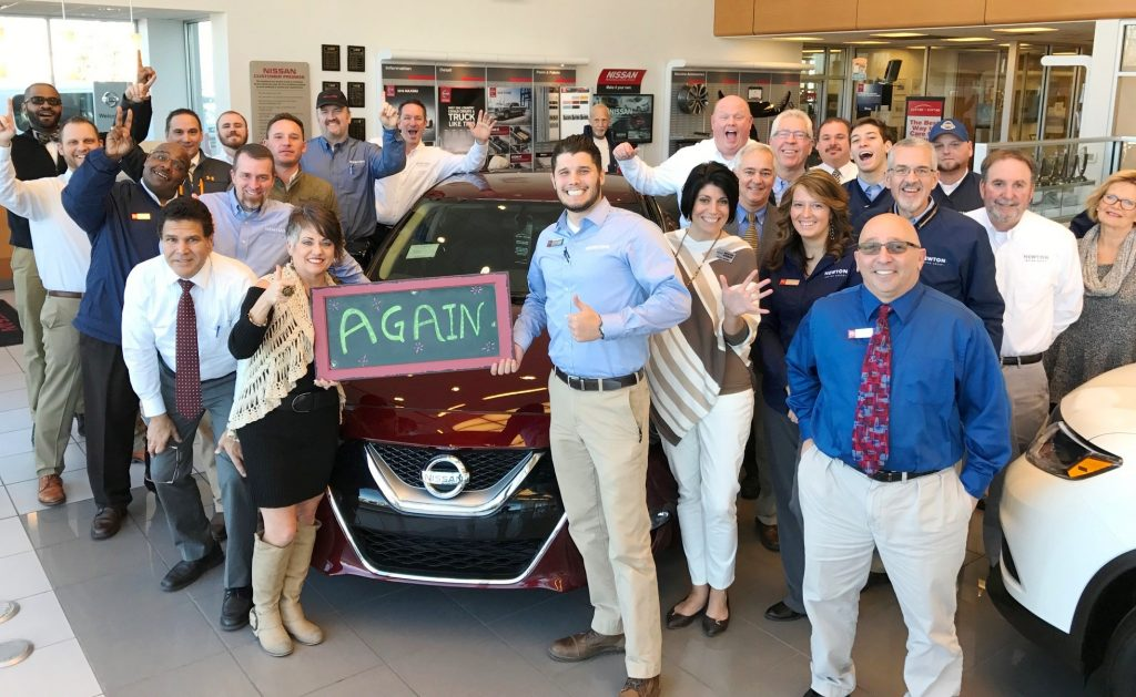 Nissan Dealer of the Year