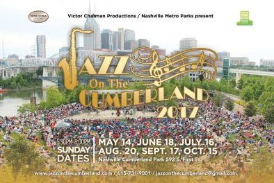Fun Nashville Events: Jazz on the Cumberland