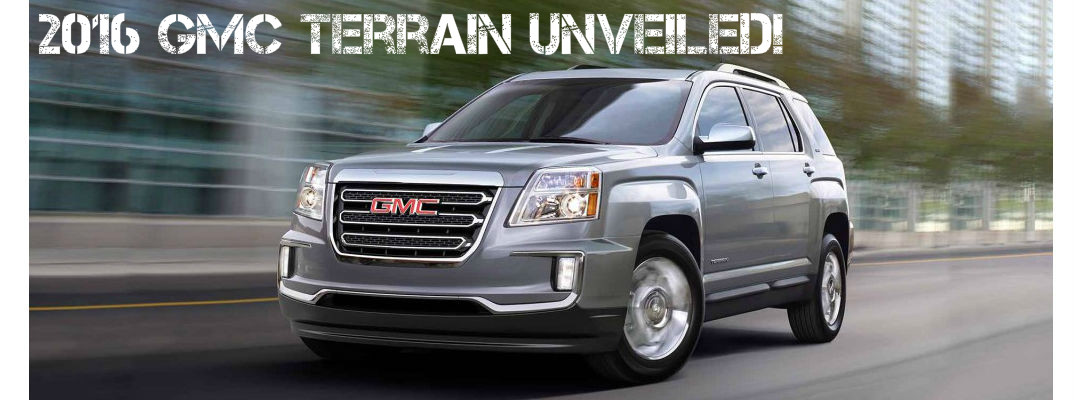 will the gmc terrain get a face lift for autos post. Black Bedroom Furniture Sets. Home Design Ideas