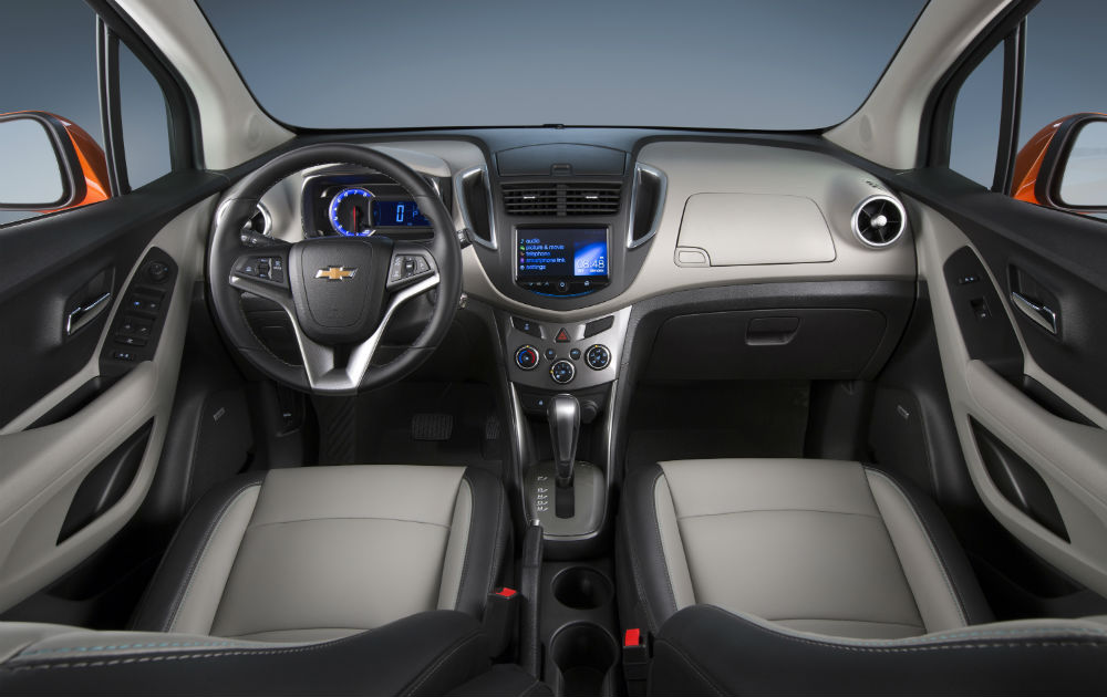 Chevy Sonic Specs >> 2016 Chevy Trax Midnight Edition Release Date