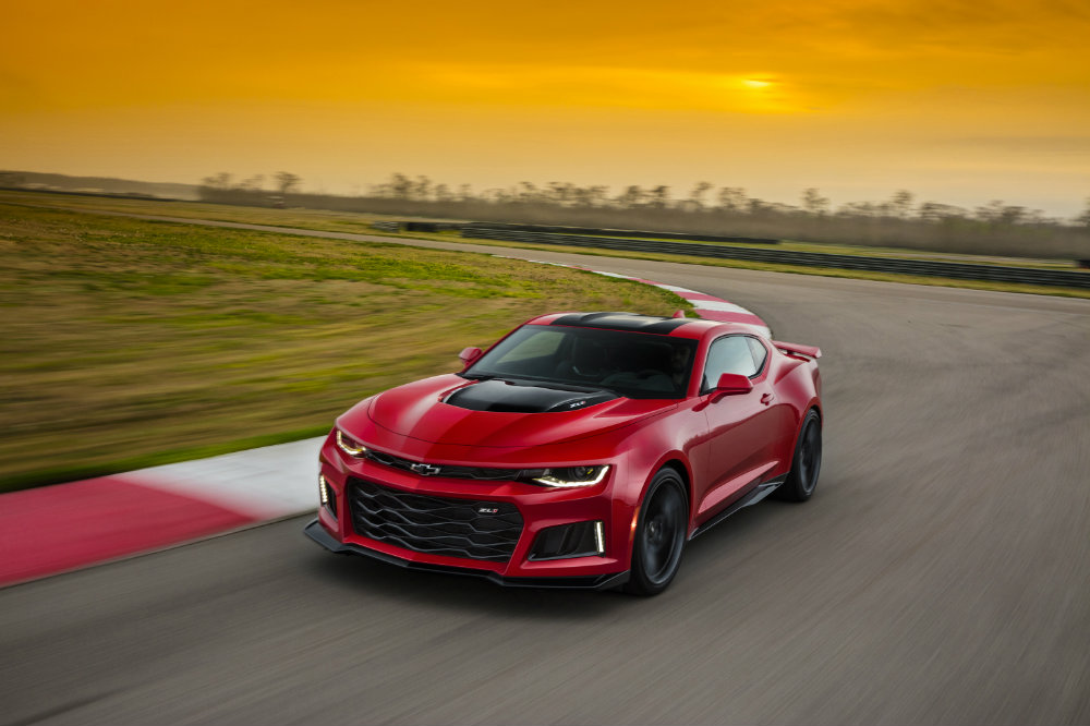 2017 Chevy Camaro Zl1 Canadian Release Date