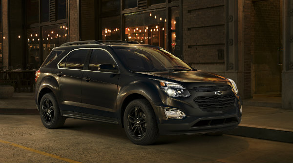 2017 Chevy Equinox brings bold new style to Canada