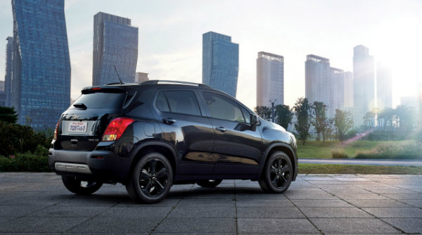 2016 Chevy Trax Midnight Edition will possibly return for 2017