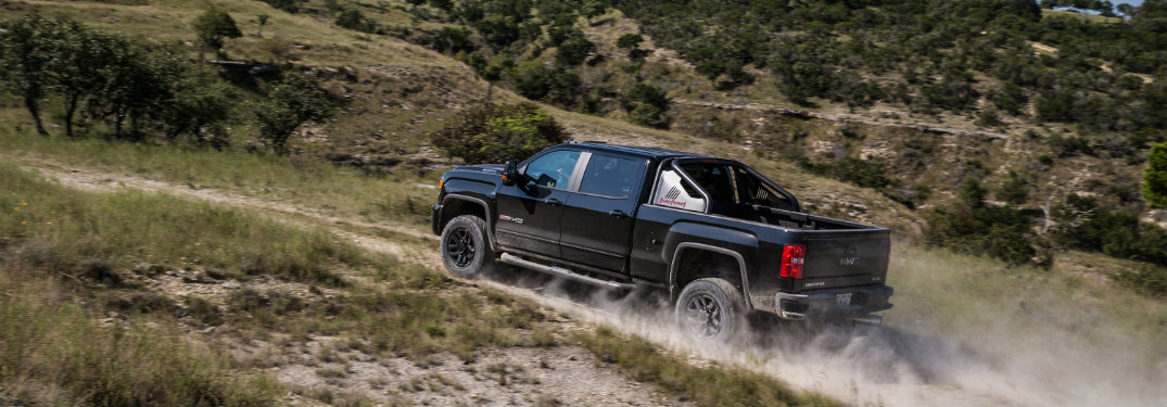 2017 gmc sierra hd all terrain x canadian release date. Black Bedroom Furniture Sets. Home Design Ideas
