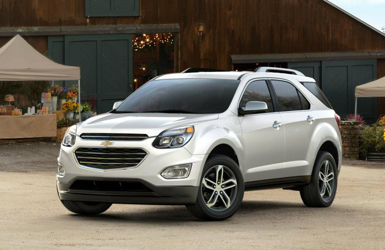 2017 Chevy Equinox in Iridescent Pearl Tintcoat