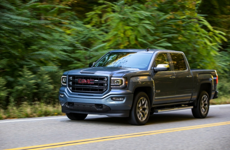 2017 GMC Sierra 1500 trim levels
