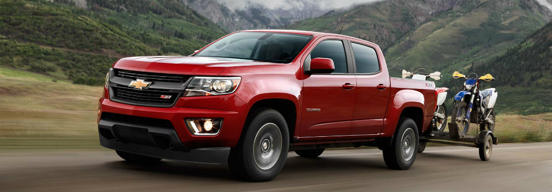 2017 chevy colorado towing capacity. Black Bedroom Furniture Sets. Home Design Ideas