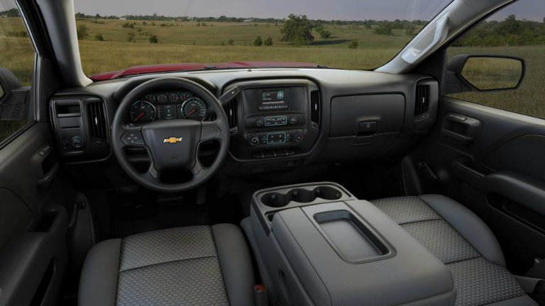 2017 Chevy Silverado Canadian Colour Options
