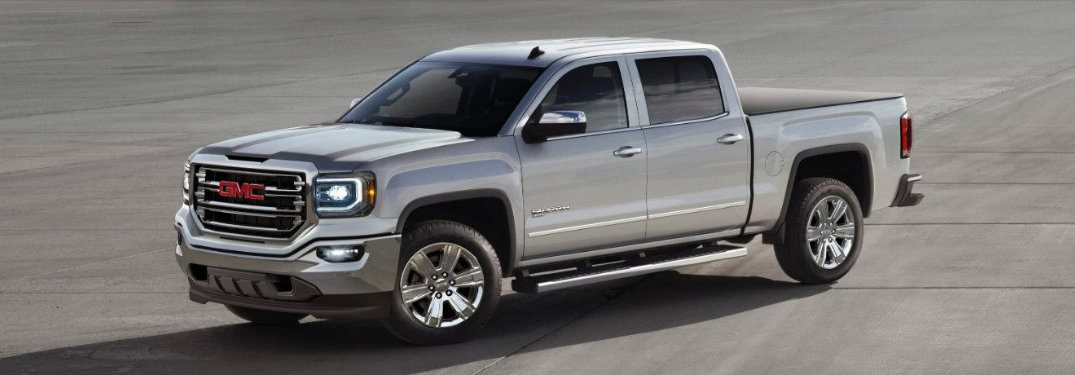 2017 GMC Sierra 1500 Kodiak Edition features and specifications