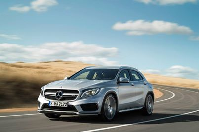 Presenting The 2015 Gla45 Amg Loeber Motors