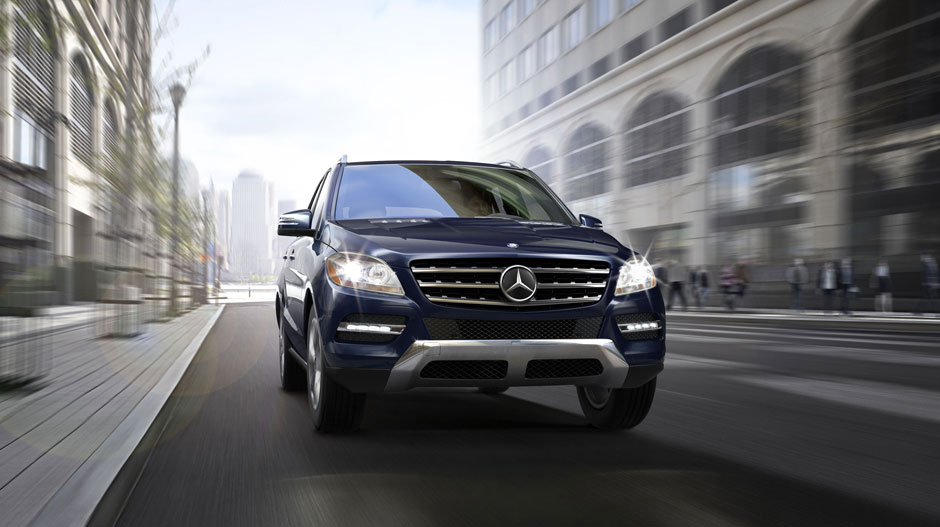 Will the Mercedes-Benz M-Class become the GLE-Class?