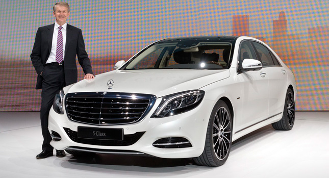 2014 S Class Lineup Grows Greener Dynamic Roots