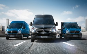2014-Mercedes-Benz-Sprinter-lineup-front-view