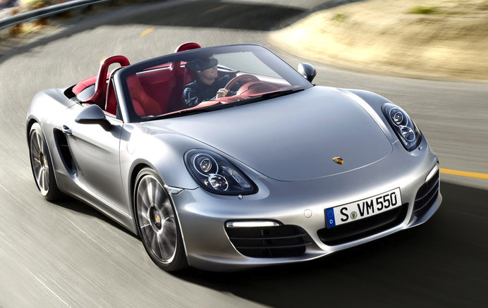 Drop Top Summer Fun Boxster Style Loeber Motors