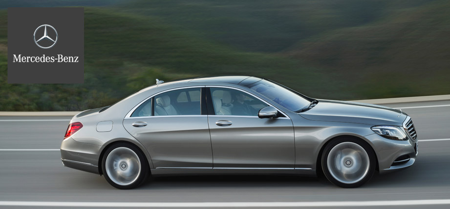New Vehicle Of The Week 2014 Mercedes Benz S Class
