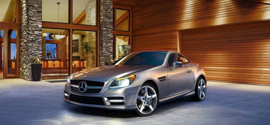 what does the slk in mercedes benz slk mean