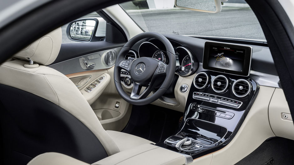 Wonderful 2015 Mercedes Benz C Class Interior