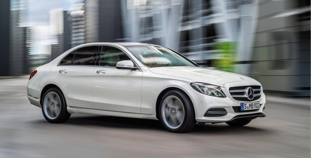 2015 mercedes benz c class vs 2014 mercedes