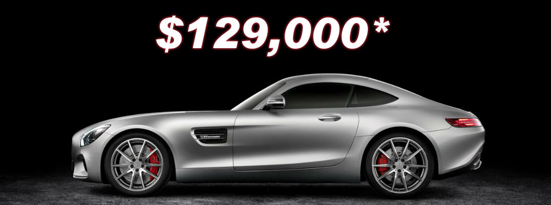 2016 Mercedes-Benz GT S Pricing