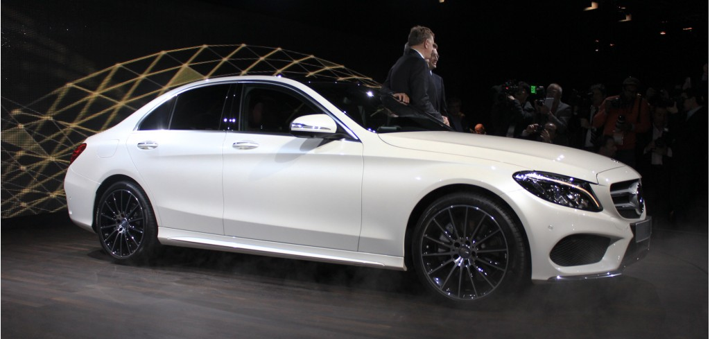 2015 Mercedes Benz C Class In Depth Look