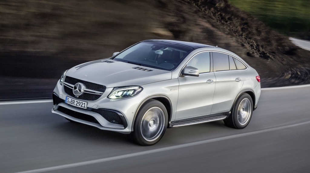 2016 Mercedes-AMG GLE Coupe