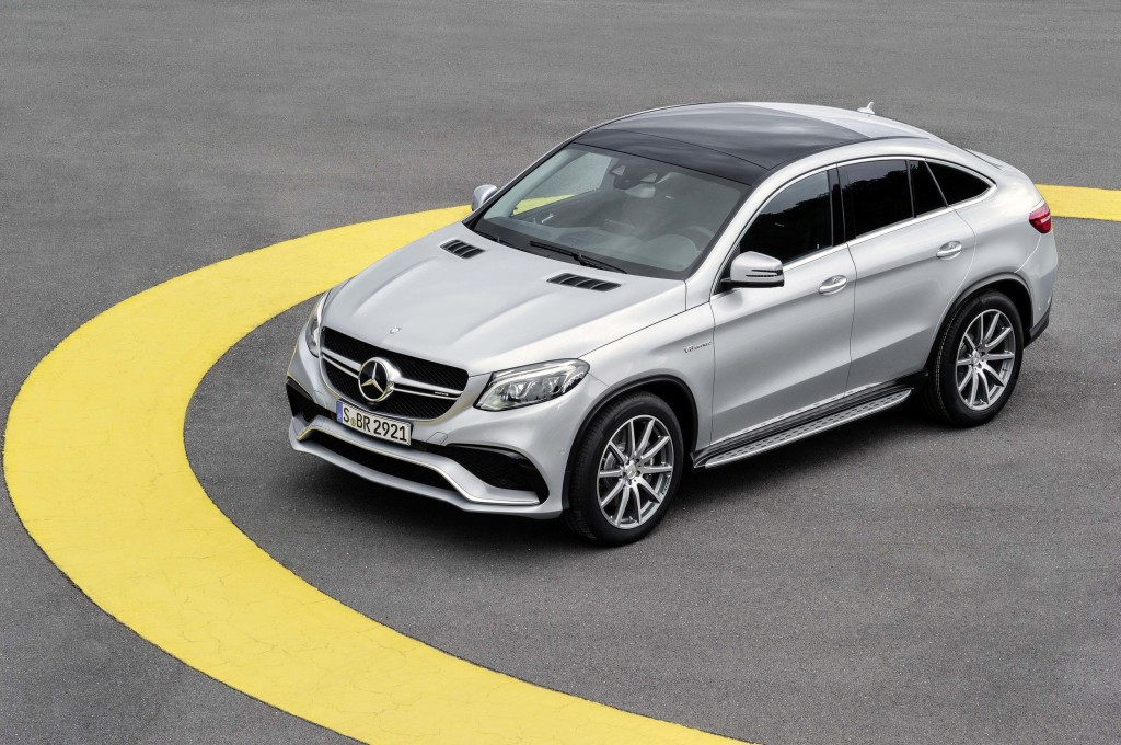2016 Mercedes-AMG GLE63 S 4MATIC Release Date