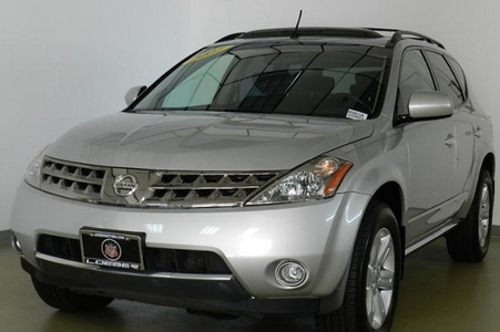 Get Behind The Wheel Of This Pre Owned 2007 Nissan Murano