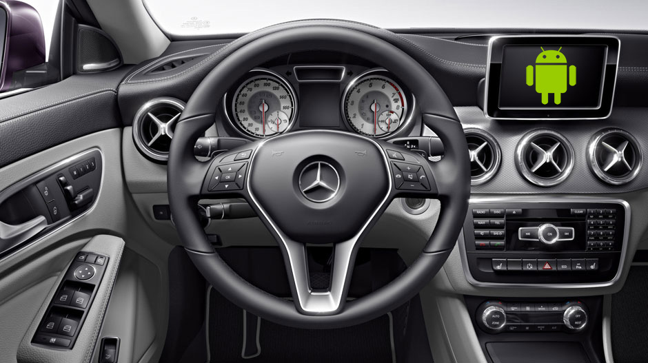 2014 possibilities for mercedes benz android vehicle app for Mercedes benz app for android