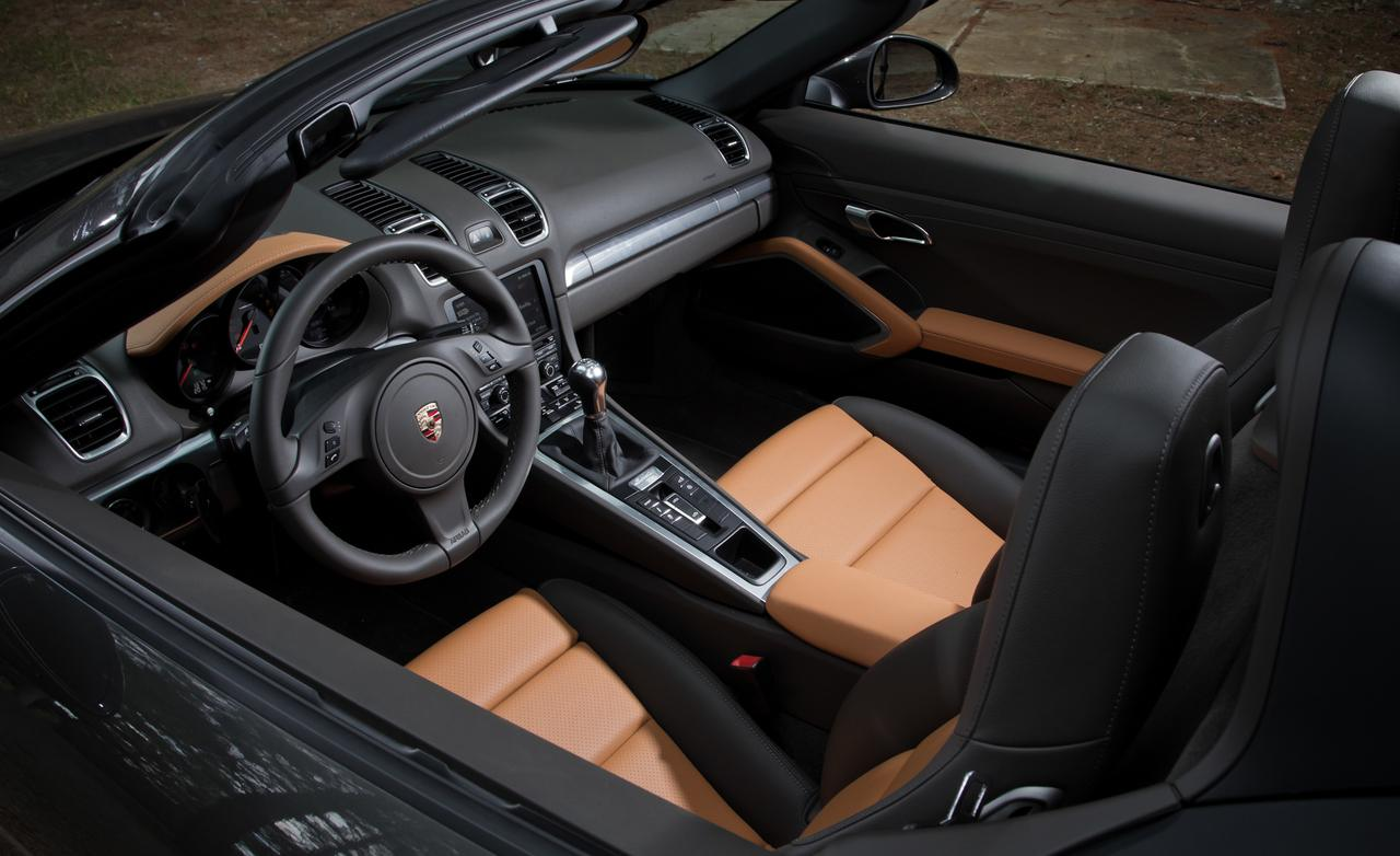 2014 Porsche Boxster Near Chicago Interior Loeber Motors