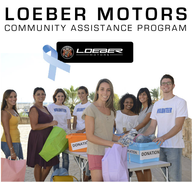 Loeber Motors Facebook Charity Vote