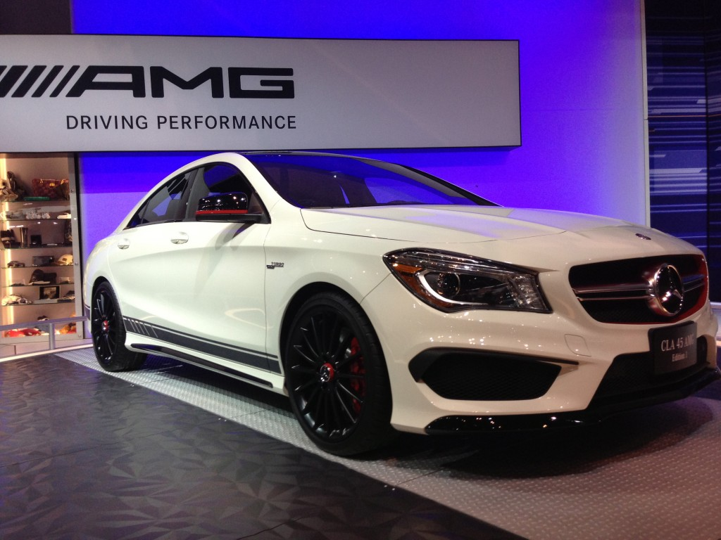 generation of performance the 2014 mercedes benz cla45 amg chicago. Cars Review. Best American Auto & Cars Review