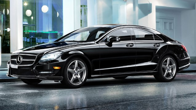 2014 mercedes benz cls550 chicago il. Black Bedroom Furniture Sets. Home Design Ideas