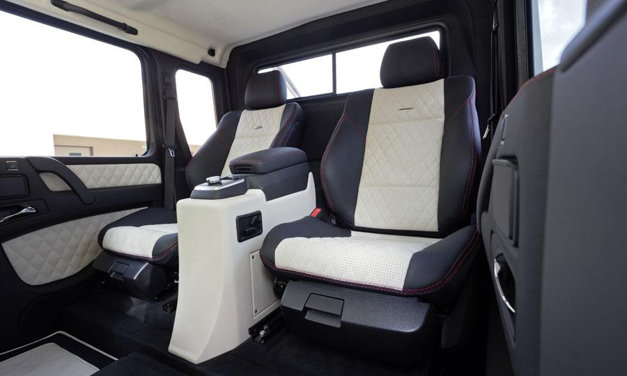 ready set rumble the mercedes benz g63 amg 6x6 loeber motors. Black Bedroom Furniture Sets. Home Design Ideas