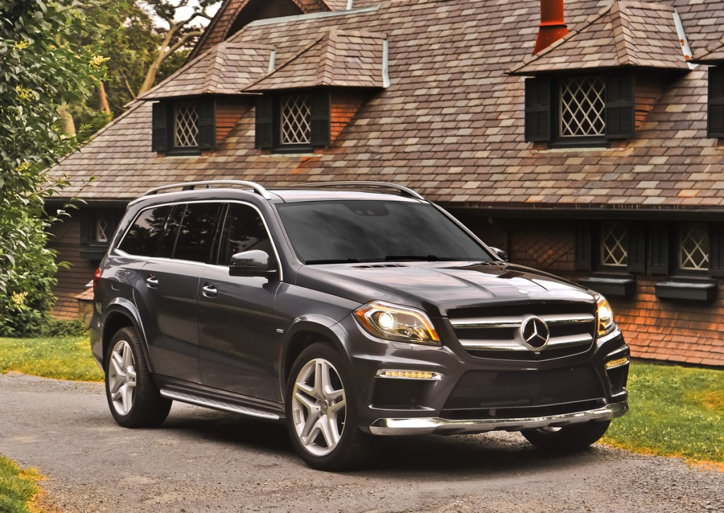 2014 mercedes benz gl550 near chicago il