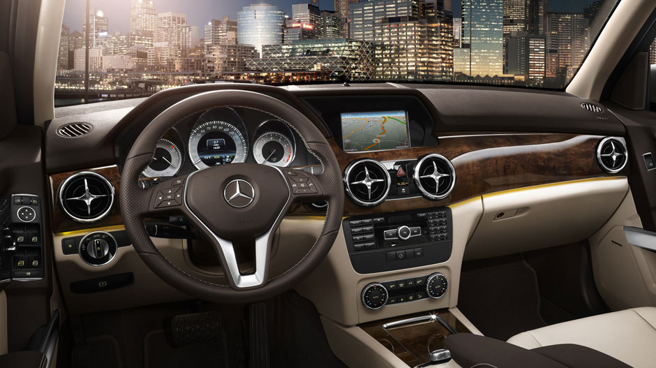 glk 350 interior - Mercedes Suv Interior 2014