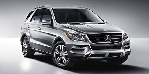 2014 Mercedes Benz M Class Near Chicago Il