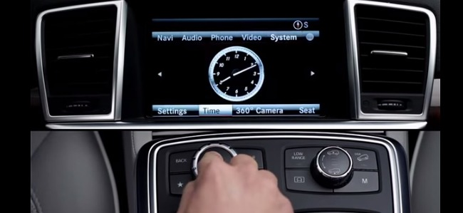 How To Change The Clock In The Mercedes Benz Cla