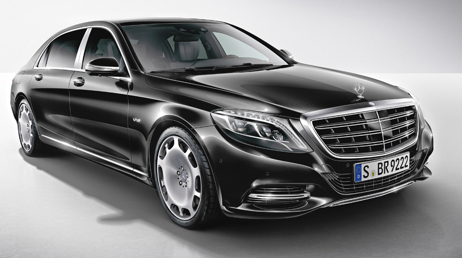 Mercedes-Mayback S600 Release Date