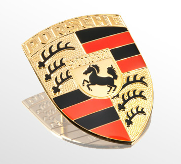 What Does The Porsche Logo Stand For