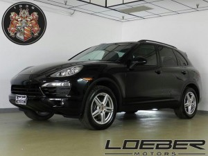 Advantages to buying a used porsche loeber motors for Loeber motors used cars