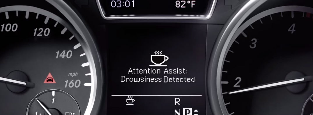 How Does Mercedes-Benz Attention Assist Work?