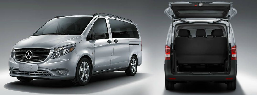 5 Things You Need To Know About 2016 Mercedes Benz Metris Van